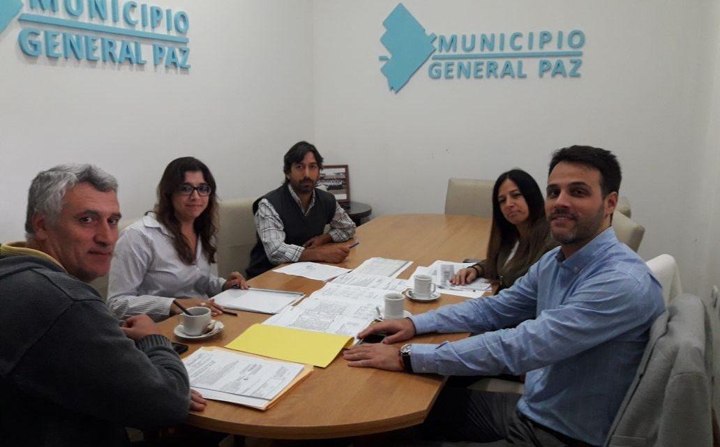 Municipalidad de General Paz: LA PROVINCIA Y EL MUNICIPIO CENSARAN EL LUNES 14, BARRIOS CON EL OBJETIVO DE ESCRITURACIÓN DE VIVIENDAS.