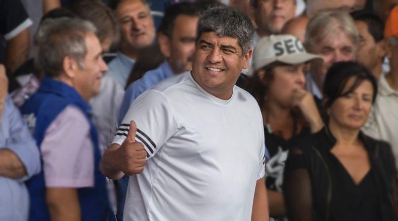 Pablo Moyano anticipó un paro general si vetan la ley para frenar el tarifazo