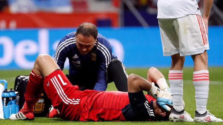 Rusia 2018: Sergio Romero se pierde el Mundial