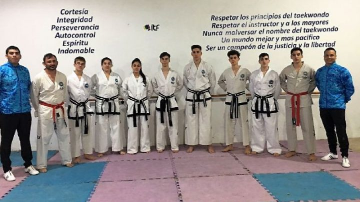 Exitosa participación de chascomunenses en Panamericano de Tae Kwon Do en Brasil