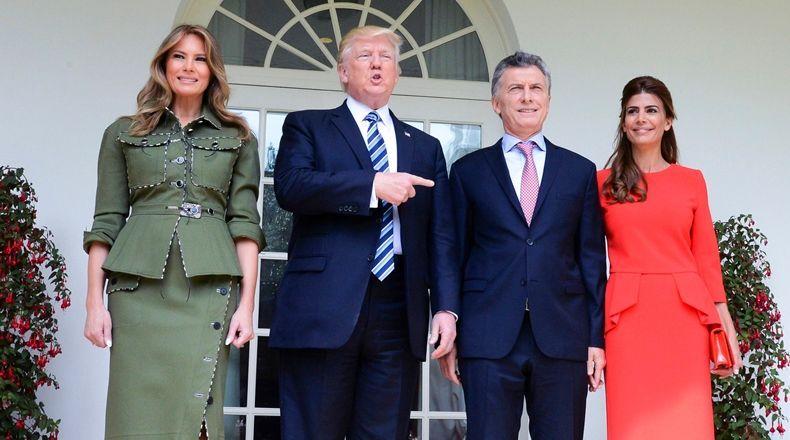"""Apoyo explícito: Trump habló de una """"gran charla con mi amigo Mauricio Macri"""""""