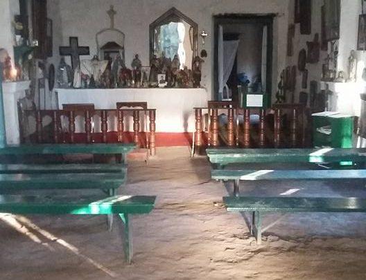 Chascomús: VISITA GUIADA DRAMATIZADA EN LA CAPILLA DE LOS NEGROS