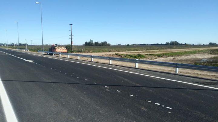 Ranchos: Gestiones del Intendente para solucionar el problema presentado en la intersección de las rutas 215 y 58