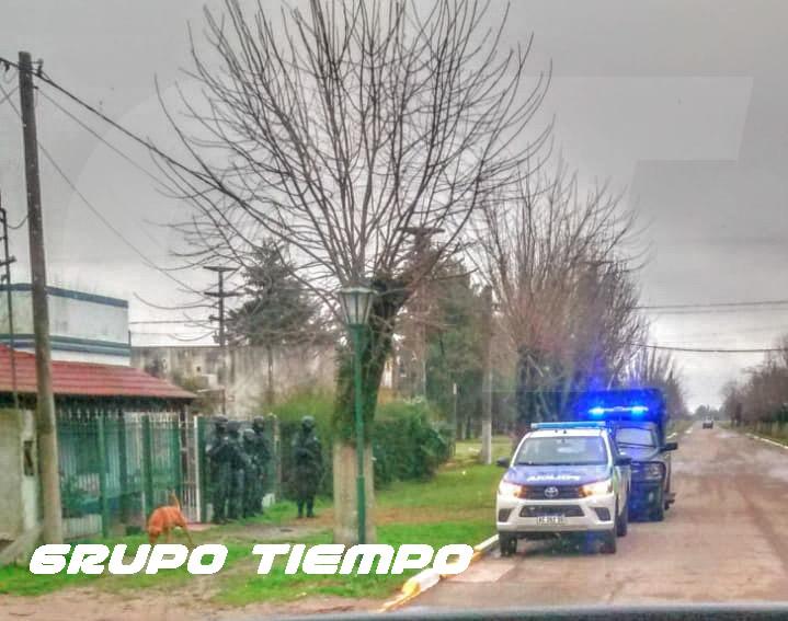 Parte de Prensa Jefatura Policial