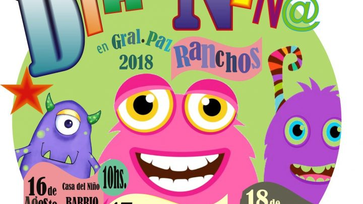 """General Paz: Se vienen los festejos por el """"Día del Niño"""""""