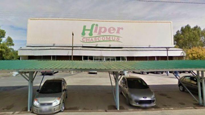 Una demanda judicial podría hacer cerrar las puertas de Hiper Chascomús