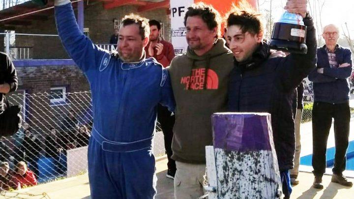 Rally Rally Mar y Sierras en Ayacucho