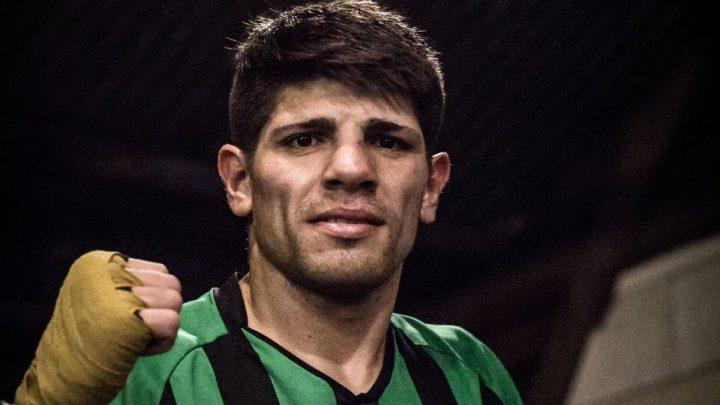 """Santiago Sánchez: """"En el ring, nadie me pegará más fuerte que mi vieja"""""""