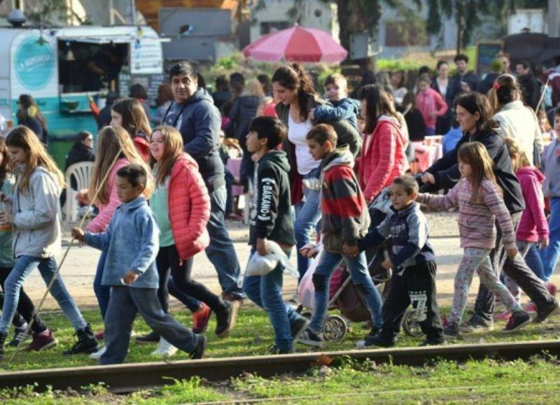 Chascomús Este viernes 10 de agosto se celebrara el Día del Niño en el Barrio Iporá