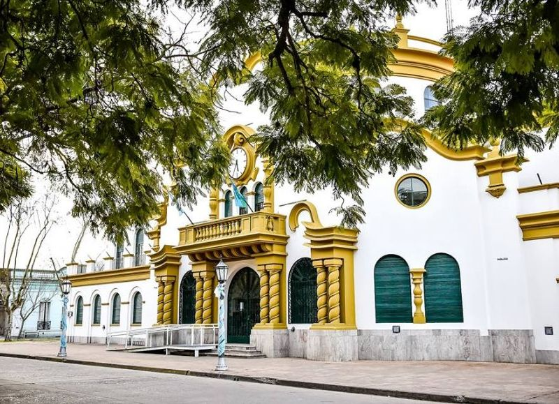 CHASCOMUS: BARRIO LOS SAUCES: REPARACIÓN DE CALLES