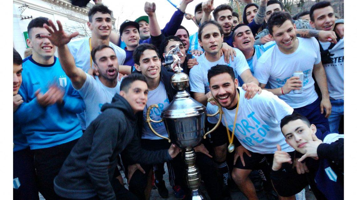 Sport Club ganó y gritó campeón!!!