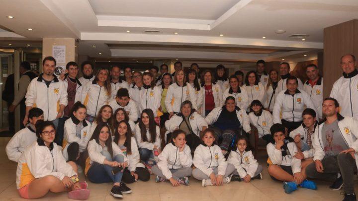Municipalidad de General Paz – Juegos Bonaerenses 2018: Primer partido ganado por Tomás Castillo en Tenis, Nahuel Quintana disputó su Final Provincial, Derrota en Tenis Doble Femenino.
