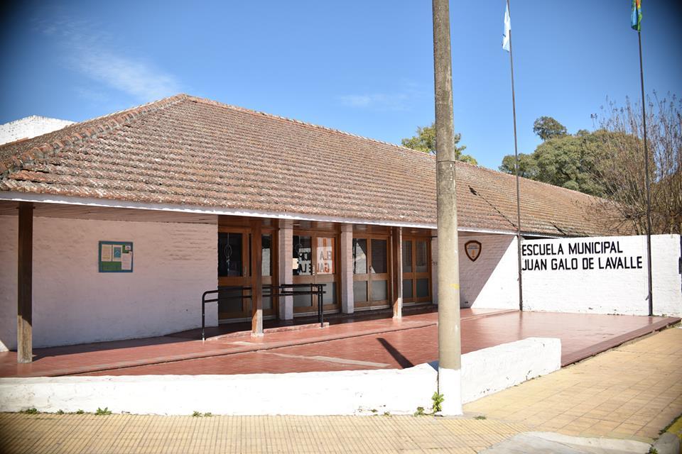 CHASCOMUS: Comienza la inscripción para los establecimientos educativos municipales