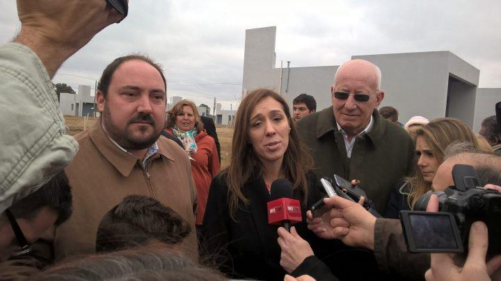 LA GOBERNADORA VIDAL VISITARA CHASCOMÚS Y RANCHOS