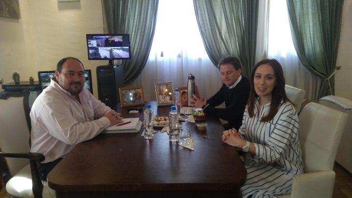 La gobernadora Vidal visito Ranchos