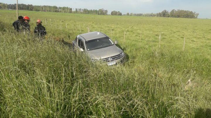 Fallece un vecino en accidente en Monte