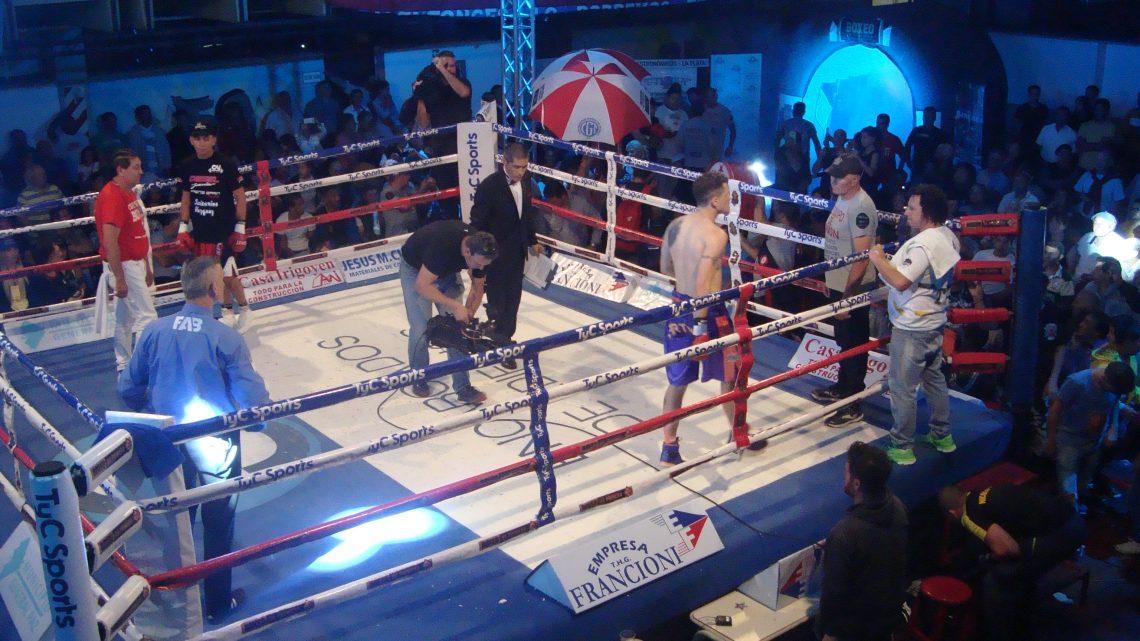 Se viene  una nueva edición del Festival de Boxeo en Ranchos con televisación de TYC Sports