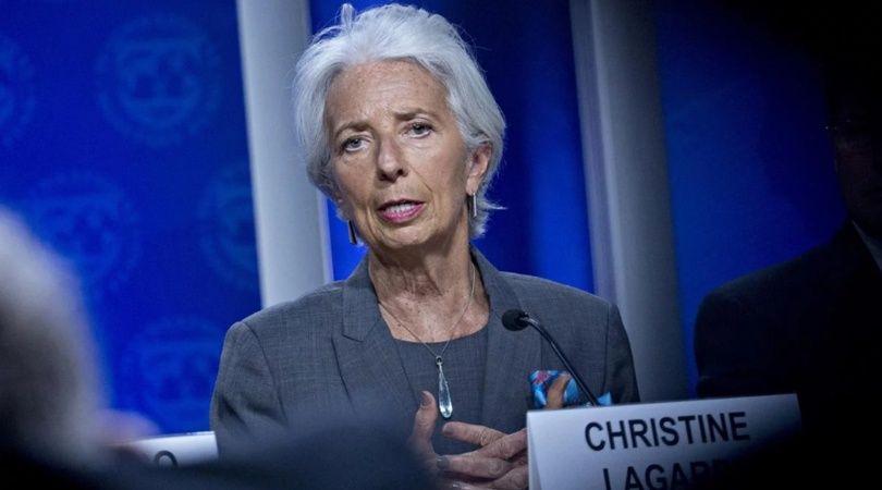 Según Lagarde, la economía va a mejorar en el segundo trimestre de 2019