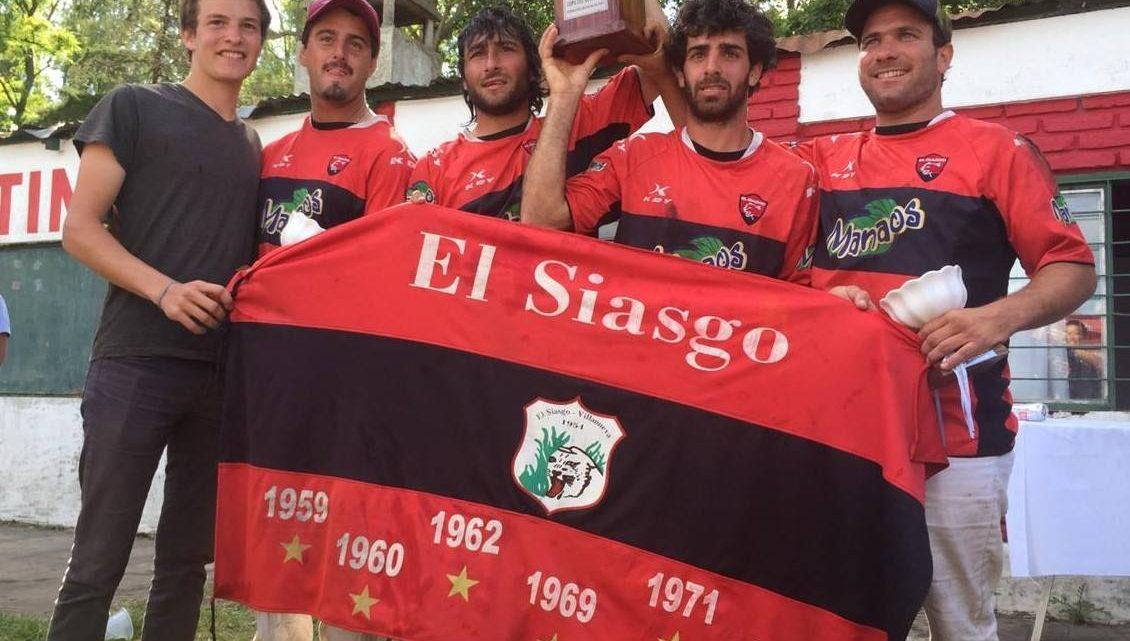"""Justo Bermúdez: """"Sería un sueño ganar  la triple corona con El Siasgo"""""""