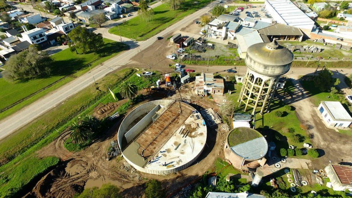 CHASCOMUS: Anuncian para el martes 11 habrá un corte general de agua en toda la ciudad por la conexión del tanque con la nueva cisterna