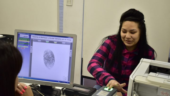 El Registro de las Personas patrocinará la inscripción judicial de nacimientos