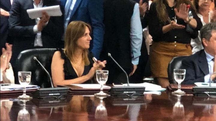 La marplatense Marina Sánchez Herrero, vicepresidenta del Consejo de la Magistratura