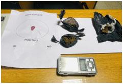 Jefatura de Policía Comunal Gral. Paz: Allanamiento con detención  del imputado