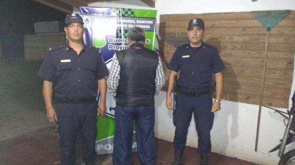 Informe de la Policía Comunal de General Paz: Varios hechos y actuaciones este fin de semana