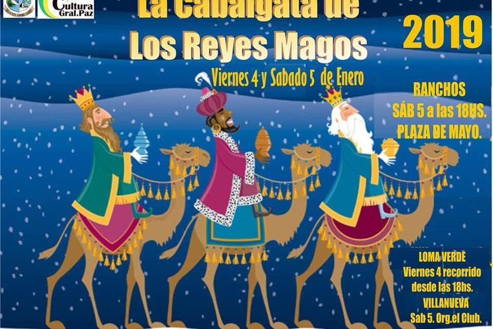 Este fin de semana los Reyes Magos visitan el distrito