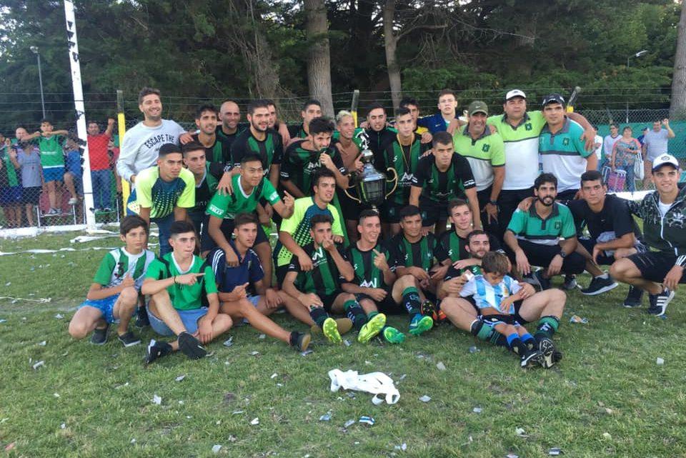 Atlético Ranchos es el Campeón del Torneo Clausura