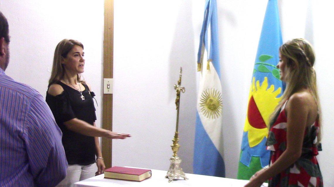 HCD Gral. Paz: Asumió anoche Adriana Fernández