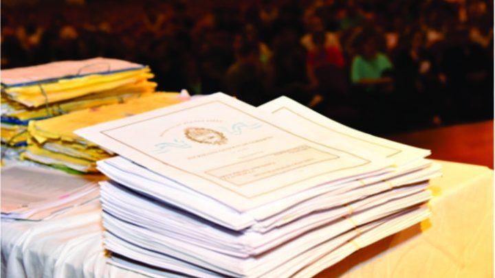 CHASCOMÚS: Trámites de escrituración gratuita para integrantes de la Cooperativa Por Un Techo Propio