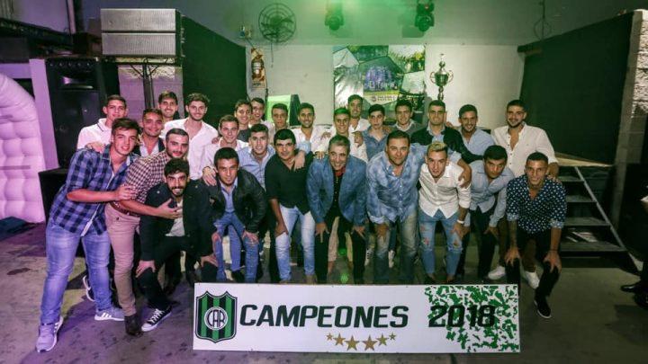 Atlético Ranchos tuvo su fiesta de Campeón