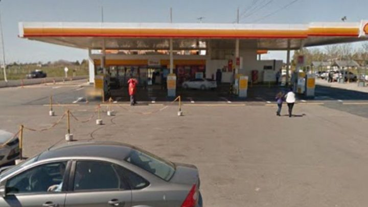 Chascomús: Golpe comando en isla de servicios de Autovía 2: Robaron 30 mil reales y 15 mil euros