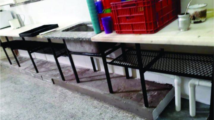 Chascomús: Consejeros escolares recorrieron las obras de la Escuela Nro. 1