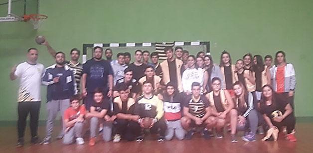 Municipalidad de General Paz – Subsecretaría de Deportes: Ajedrez, Natación, Handball y Juegos Bonaerenses 2019 Adultos.