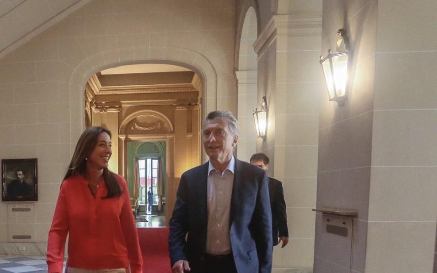Macri y Vidal reciben a los candidatos de Cambiemos de la región en la Quinta de Olivos