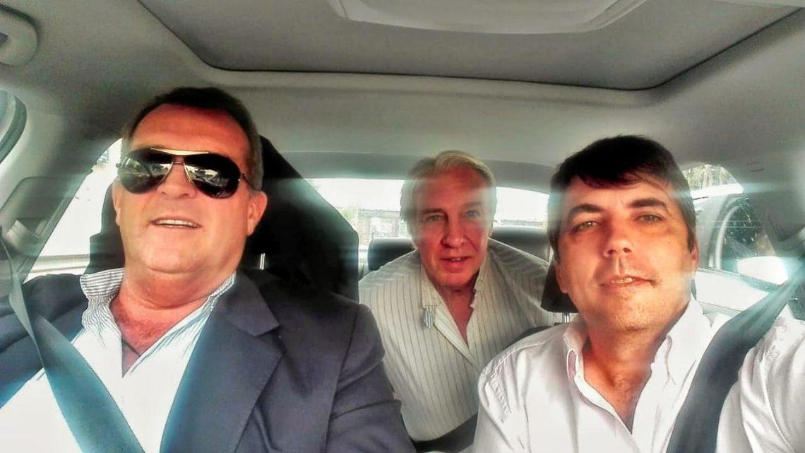 """""""Los tres estamos en condiciones de representar a Cambiemos y ganar la elección de Octubre"""""""