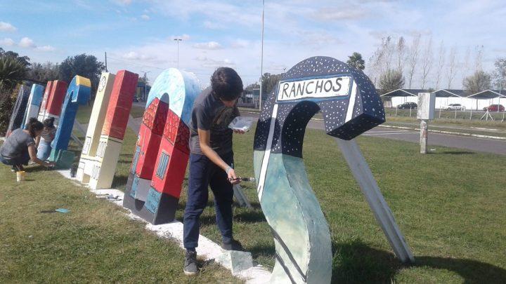 Municipalidad de General Paz: ARTE REFLEJADO EN LAS LETRAS DE RANCHOS