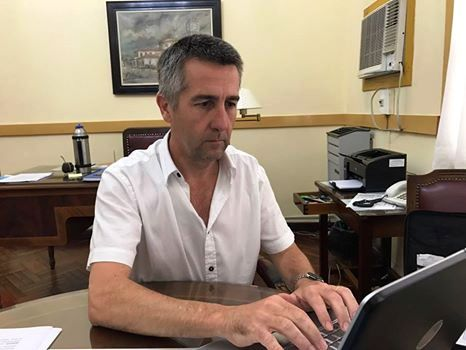 """Cipriano Pérez del Cerro """"estamos abiertos a cualquier acuerdo, ya sea Alternativa Federal, Unidad Ciudadana o Cambiemos, incluso ir con boleta vecinalista"""""""