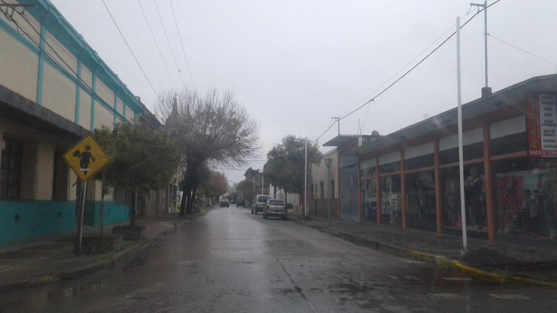 EL LUNES 17 CORTE POR OBRAS EN MITRE DESDE CAMPOMAR HASTA SARMIENTO.