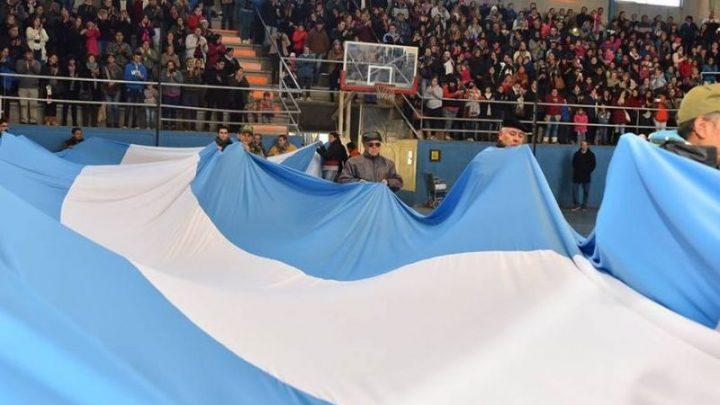 CHASCOMÚS: Actos oficiales por el Día de la Bandera en tres puntos de la ciudad