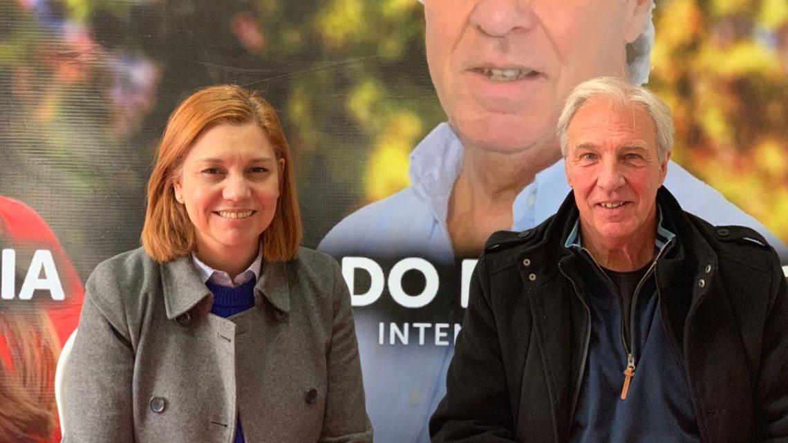 Entrevista a Osvaldo Battisacchi y la Diputada Karina Verónica Banfi