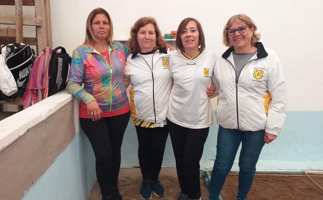 Torneos Bonaerenses: NUEVA VICTORIA DEL TEJO