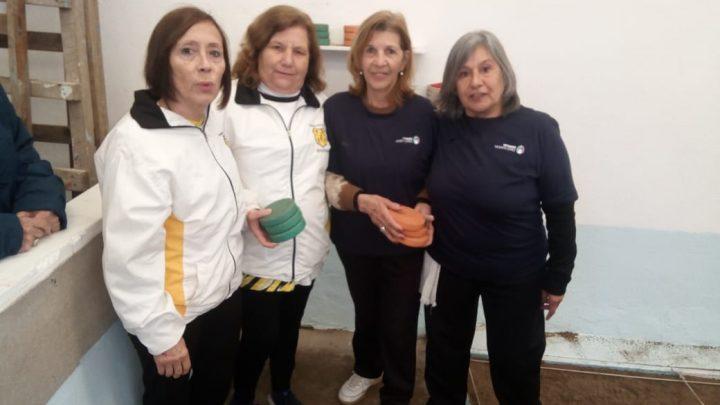 Torneos Bonaerenses: TEJO: MAZZULLA-GARCIA A CUARTOS.