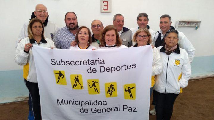 TORNEOS BONAERENSES: BRONCE PARA EL TEJO