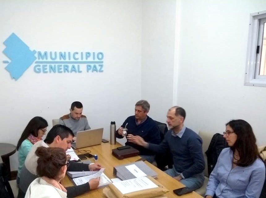 Municipalidad de General Paz: SE LICITO LA FINALIZACIÓN DEL JARDÍN 905.