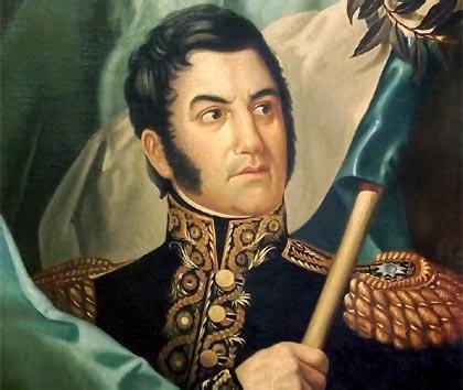 17 de Agosto: Conmemoración del 169º Aniversario del fallecimiento del General José de San Martín