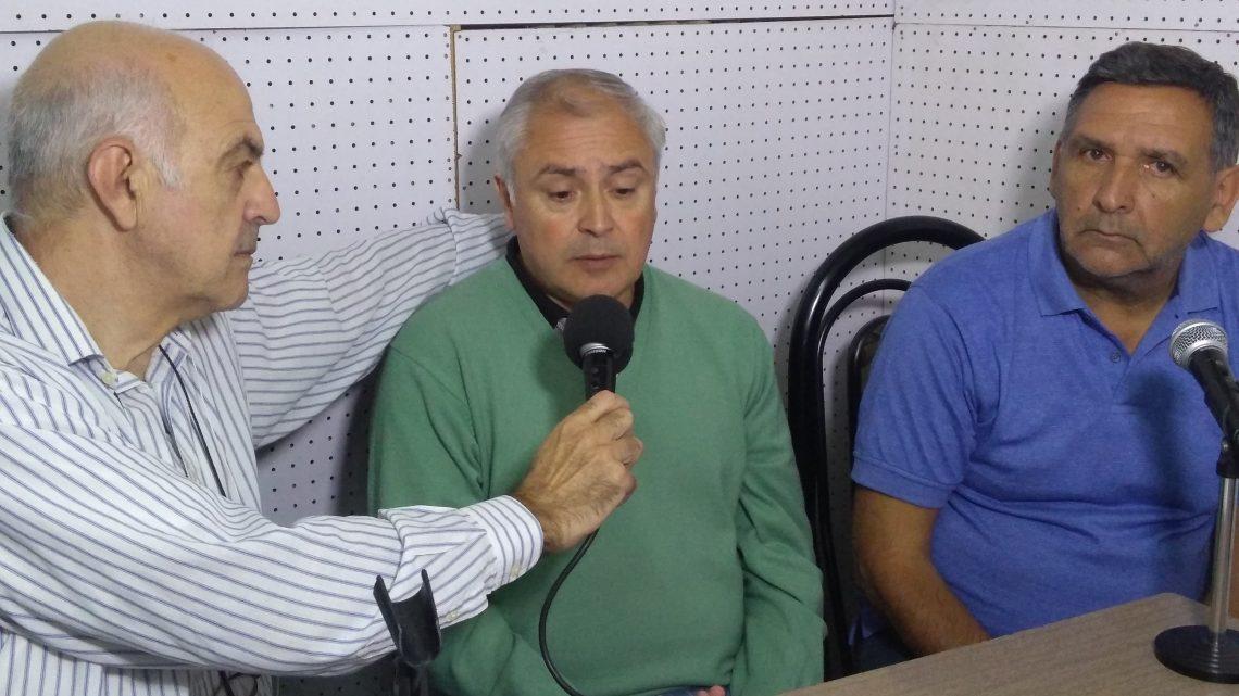 Entrevista a Miguel Brown Enrique Rescinito y Roberto Urban