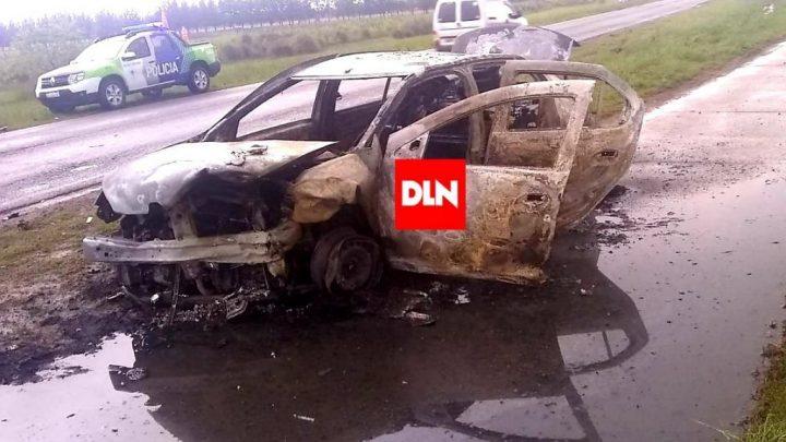 Trágico accidente en Brandsen: un muerto tras chocar dos autos en ruta 215